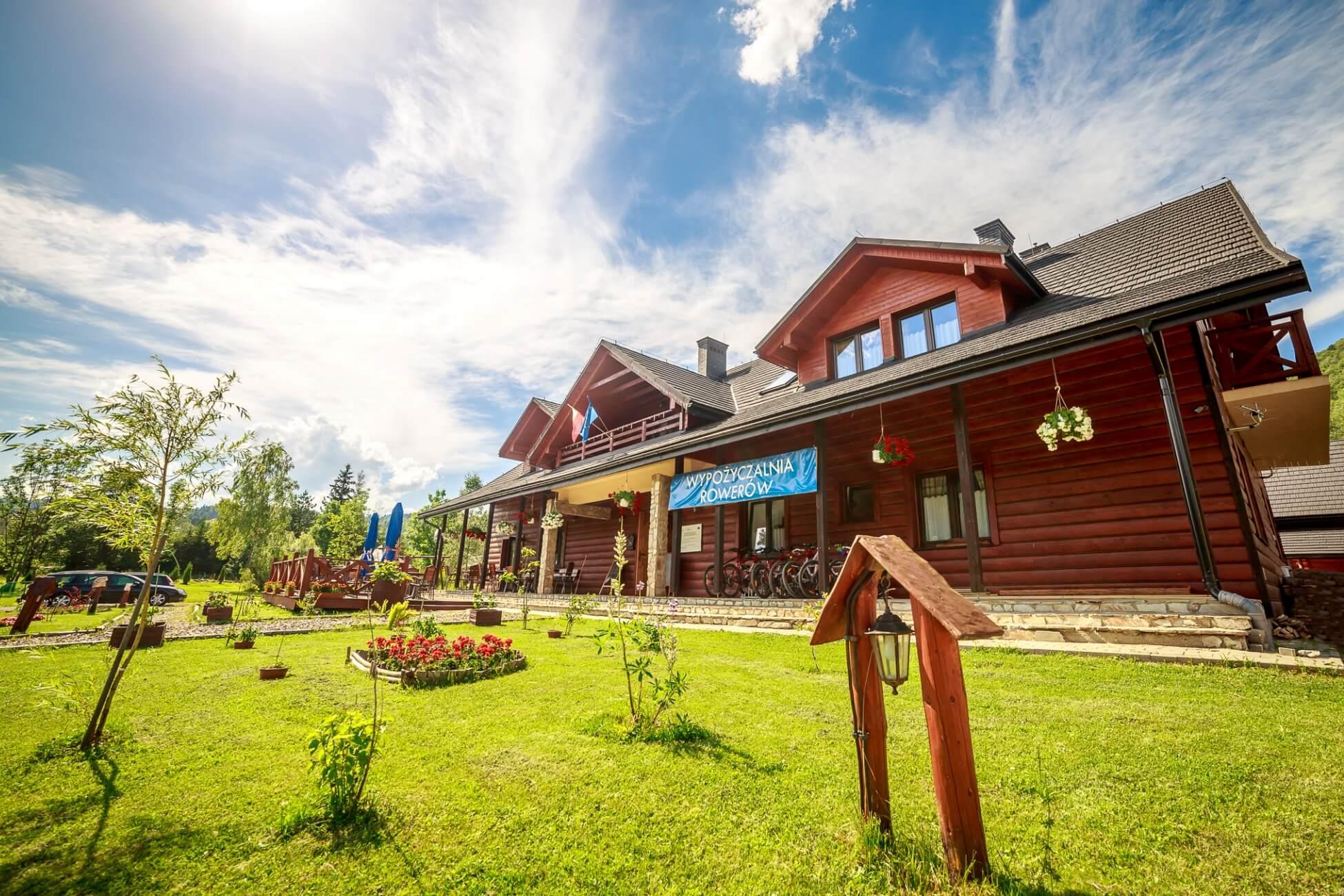 Luksusowe Domki w Górach