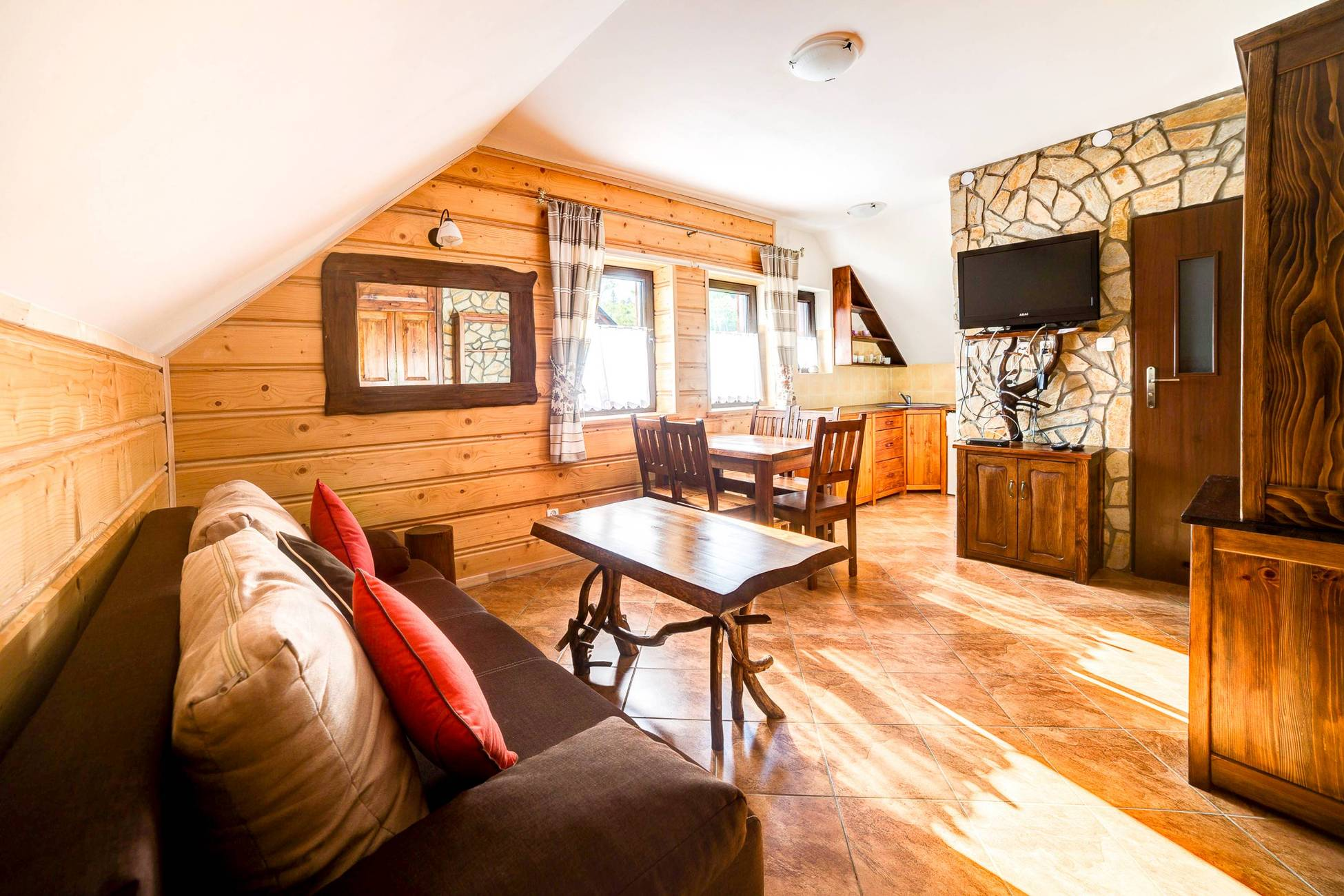 Komfortowy Apartament w Górach
