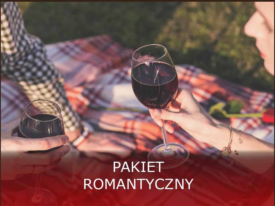 Wakacyjny pakiet romantyczny