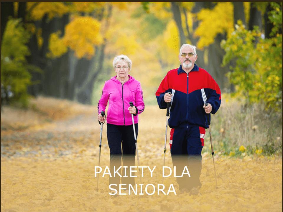 Wyjątkowy pakiet dla seniora